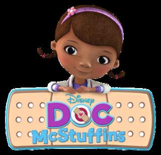 <i>Doc McStuffins</i> American-Irish animated childrens television series