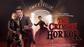 Official poster from the bbc website