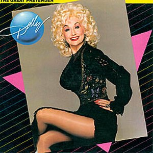 The Great Pretender (Dolly Parton album) - Image: Dollypretender