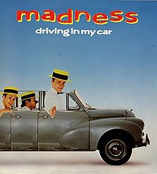 Madness Driving In My Car Instrumental