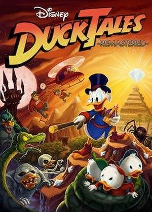 DuckTales: Remastered - DuckTales: Remastered box cover
