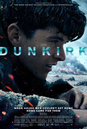 Dunkirk (2017 film) - Theatrical release poster