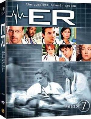 ER (season 7) - Image: ER Season 7