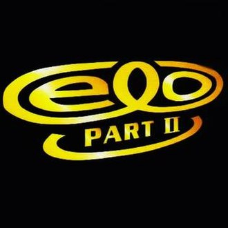 ELO Part II - Official Electric Light Orchestra Part II logo