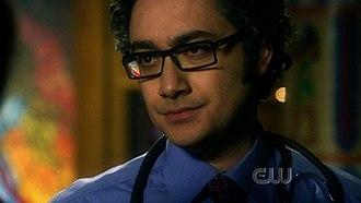 Professor Hamilton - Emil Hamilton on Smallville