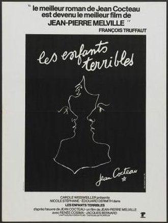 Les Enfants Terribles (film) - Image: Enfantsterriblespost er