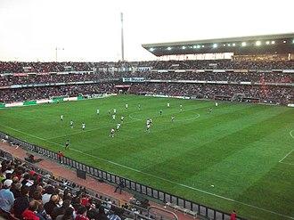 Nuevo Estadio de Los Cármenes - Image: Estadio Nuevo Los Cármenes, March 2012