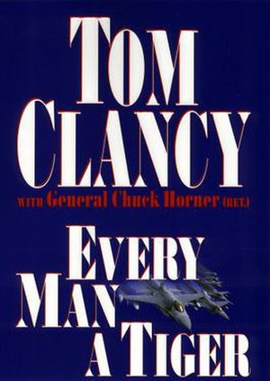 Every Man a Tiger - First edition (publ. Putnam)