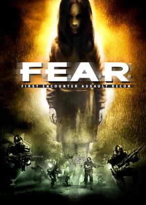 F.E.A.R. - Image: FEAR DVD box art