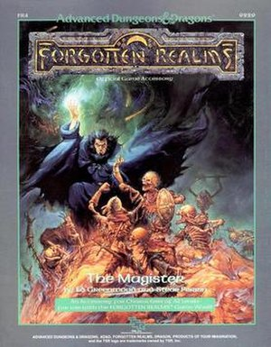 Empires of the sands wikivividly the magister is an accessory for the forgotten realms campaign setting of the first edition advanced dungeons dragons fandeluxe Choice Image
