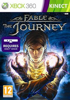 <i>Fable: The Journey</i> video game