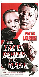 <i>The Face Behind the Mask</i> (1941 film) 1941 film by Robert Florey
