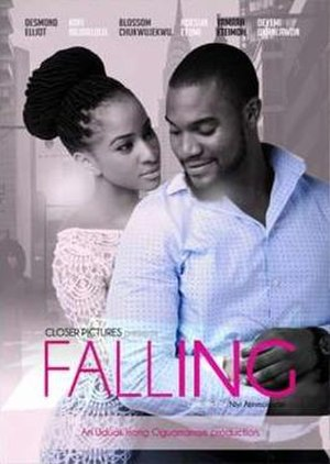 Falling (film) - Theatrical release poster