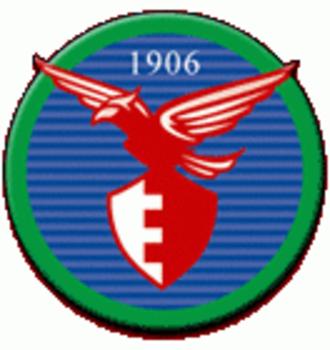 Alma Juventus Fano 1906 - Old club logo.