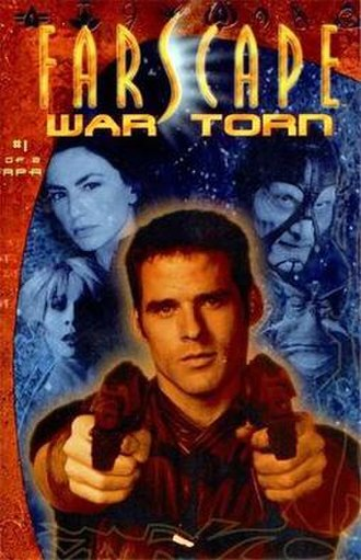 Farscape - Farscape: War Torn first issue