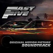 Fast Five (soundtrack) - Wikipedia