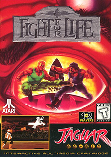 <i>Fight for Life</i> (video game) video game