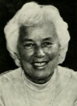 Frances Alexander (politician) - Image: Frances F. Alexander