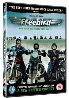 <i>Freebird</i> (film) 2008 film by Jon Ivay