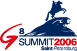 32nd G8 summit - 32nd G8 Summit official logo