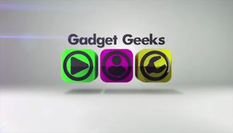 Gadget Geeks - Gadget Geeks title card