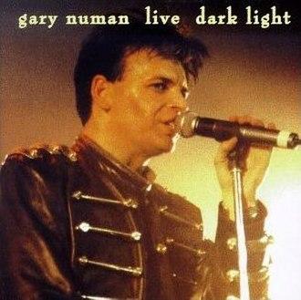 Dark Light (Gary Numan album) - Image: Gary Numan Dark Light