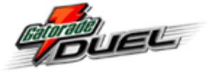 Can-Am Duel - The original Gatorade Duel logo