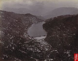 Literary references to Nainital literary references to the town of Nainital in India
