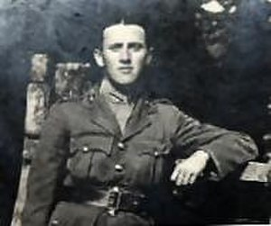 Geoffrey Barkas - In uniform in the First World War