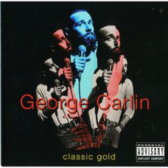 Classic Gold (album) - Image: George Carlin Classic Gold
