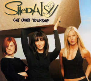 Get Over Yourself (SHeDAISY song) - Image: Get Over Yourself