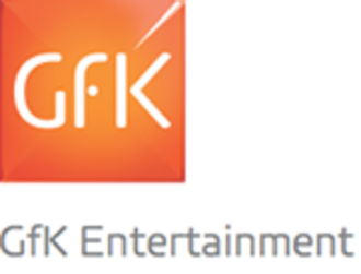 GfK Entertainment Charts - Image: Gf K Entertainment (logo)