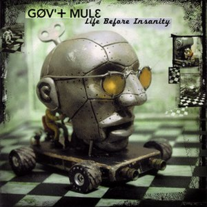 Life Before Insanity - Image: Gov't Mule Life Before Insanity