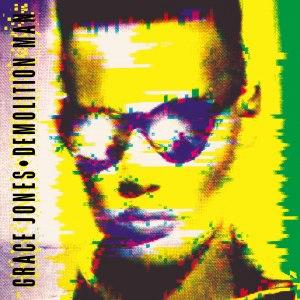 Demolition Man (song) - Image: Gracejonesdemolition man