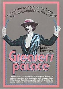 Greaser s Palace movie