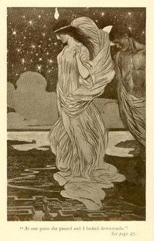 Ayesha (novel) - First edition illustration of Ayesha