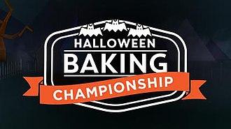 Halloween Baking Championship - Image: Halloween Baking Championship logo