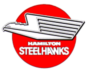Hamilton Steelhawks (junior) - Image: Hamilton steelhawks