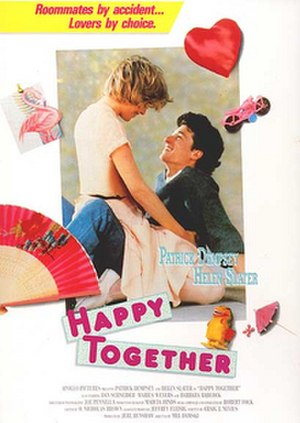 Happy Together (1989 American film) - Image: Happy Together (movie poster 1990)