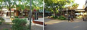 Secaucus, New Jersey - Harmon Meadow Plaza