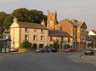 Hartington, Derbyshire Human settlement in England