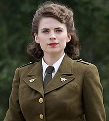 Peggy Carter Wikipedia