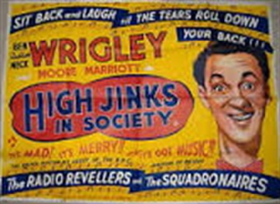 High Jinks in Society