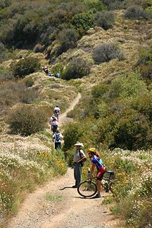 Backbone Trail Long-distance hiking trail in the United States