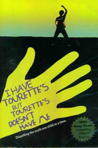 I Have Tourette's but Tourette's Doesn't Have Me - DVD release cover