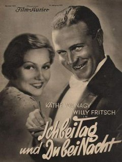<i>I by Day, You by Night</i> 1932 film