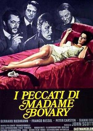 Madame Bovary (1969 film) - Image: I peccati di madame Bovary 1969