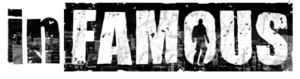Infamous (series) - The logo of Infamous, subsequent titles in the series use a similar logo.