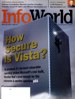 <i>InfoWorld</i> information technology media business