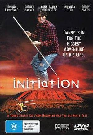 Initiation (film) - DVD cover